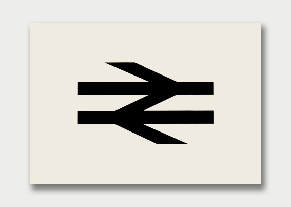 Logo Collection – Arrows Point the Way, 1960s/70s #logo #british
