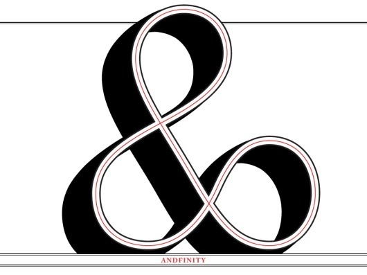 Friends of Type page 35 #text #of #infinity #ampersand #type #friends