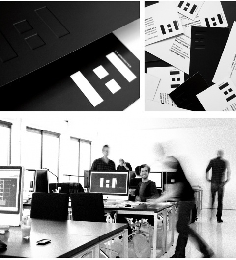 1:1 Architects | Scandinavian DesignLab #identity