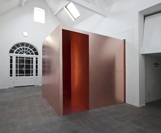 onomatopee #copper #space #art #installation