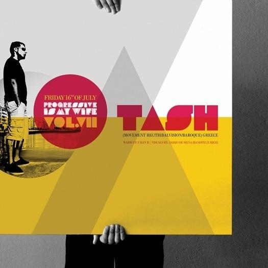projectgraphics - typo/graphic posters #kosovo #vii #event #my #is #prishtina #tash #progressive #projectgraphics #vol #wife