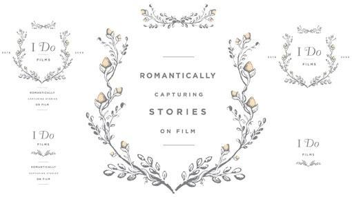 design work life » cataloging inspiration daily #paperdolls #i #branding #do #letterpress #two #video #weddings #films