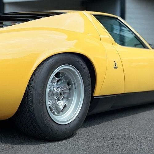 Convoy #yellow #closeup #sport #car #fast
