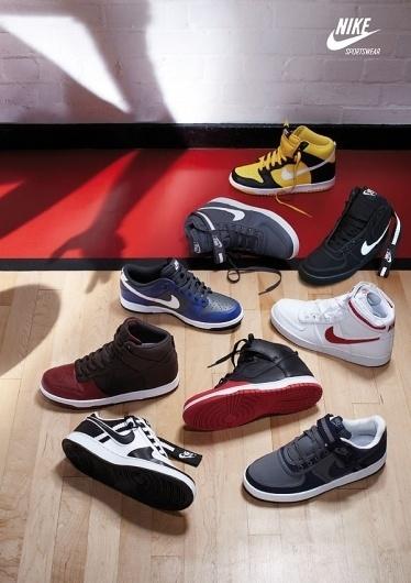 Nike – Icons — Tom Hull — Photography