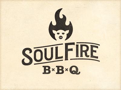 Sf_rearflank #soulfire #pig #goofy #fire #logo #bbq