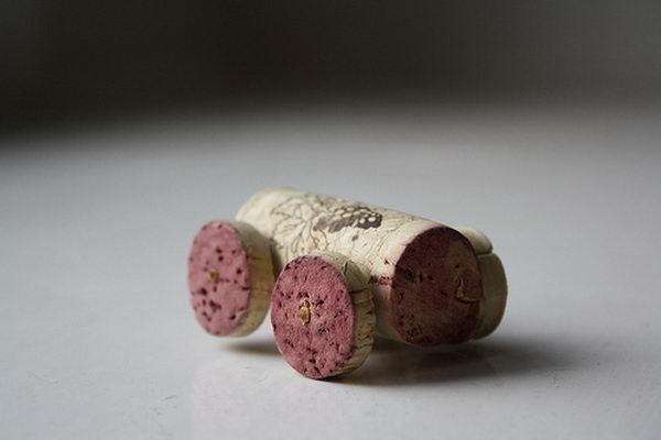 Homemade Wine Cork Crafts #wine cork #wine #cork #diy