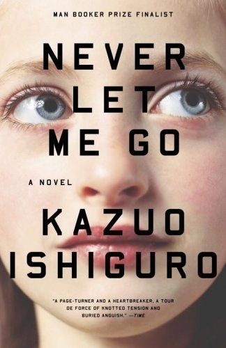 The Book Cover Archive: Never Let Me Go, design by Jamie Keenan