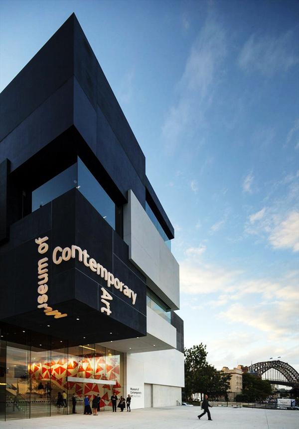MCA Sidney, Lancia TrendVisions #architecture
