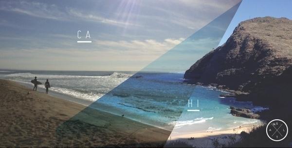Below The Salt - The Official Salt Surf Blog #surf #photography #beach #montage