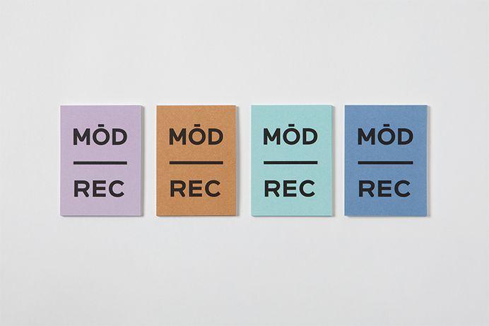 Modern Recreation Branding - Mindsparkle Mag