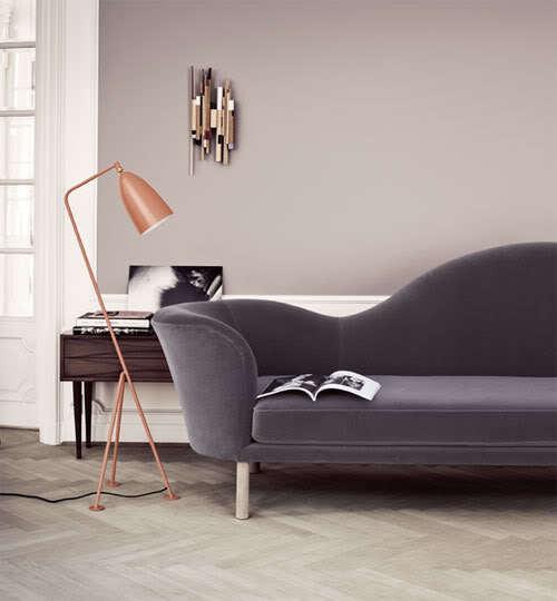 The Design Chaser: Gubi | Superior Styling #interior #sofa #design #deco #decoration