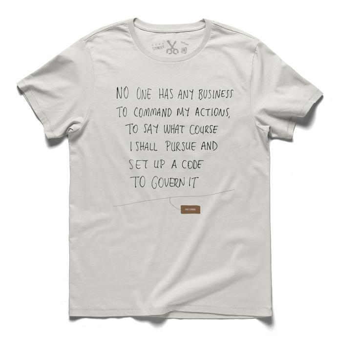 #tale - typo #bone #tee #tshirt #typo #stirner #transnational #religion #war #bomb #politic