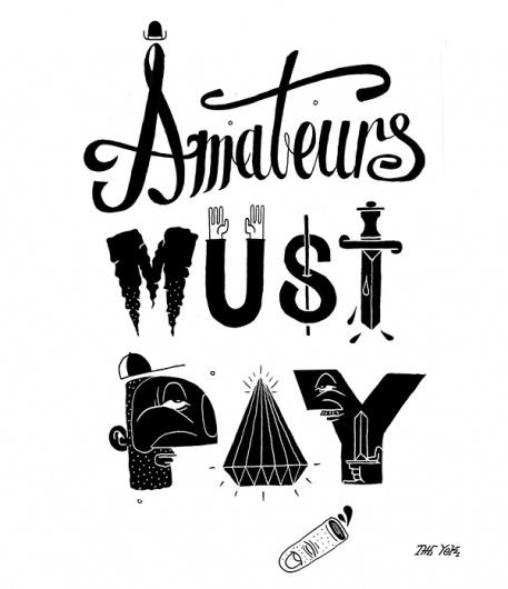 tumblr_m38z61oK1g1qzwuhxo1_1280.jpg (600×695) #illustration #typography