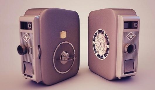GreyscaleGorilla.com - HDRI Studio Pack #render #camera #vintage #3d