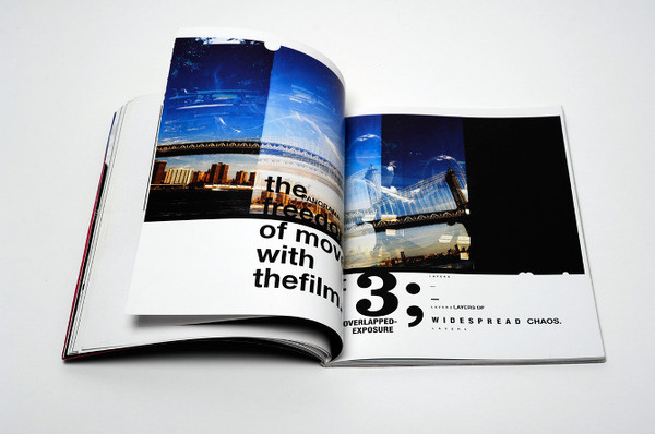 Graphic ExchanGE a selection of graphic projects #layout #magazine #typography