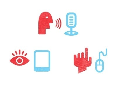 Dribbble - Interfaces by Cameron Wiegert #vector #icons