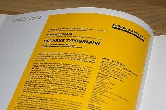 Die Neue Typographie   Flickr - Photo Sharing! #posters #typography