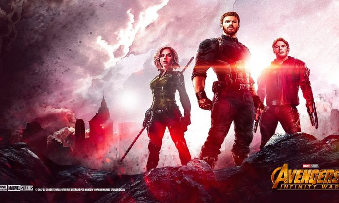 Best Indian Movie Avengers Infinity War Images On Designspiration