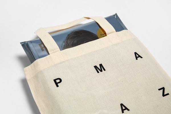 P MAGAZINE THE BOOK #tote #book #designbyface #bag #face #magazine