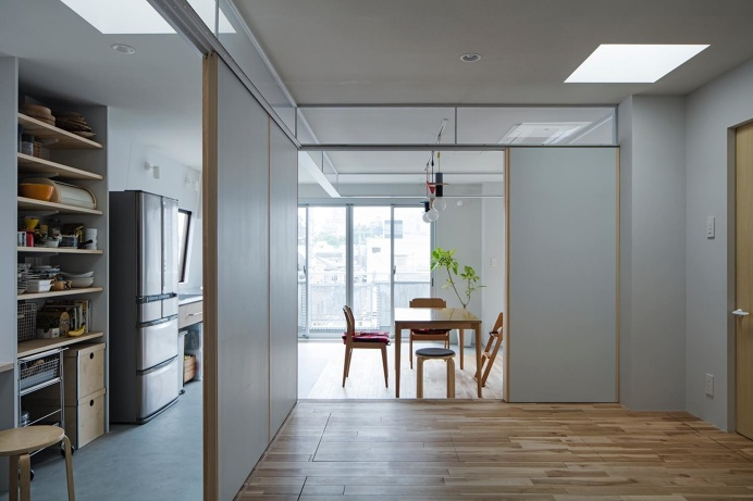 House in Taishido by Camp Design inc
