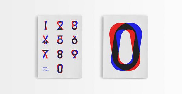 Conizugna Typeface Marco Oggian #logo #poster