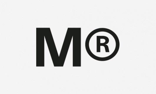 M® — Studio Mister / Mike Sullivan. Design for Online / Screen and Print. #logotype #design #branding