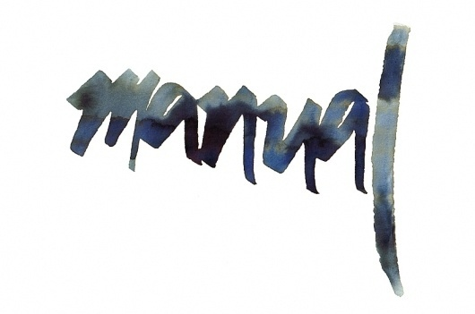 {lu} design #handwriting #identity