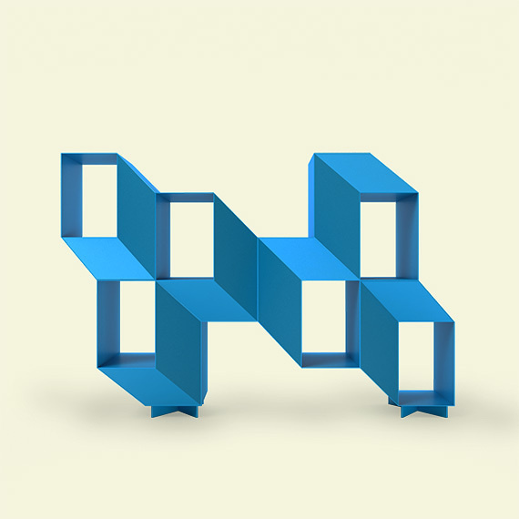 Rocky by Charles Kalpakian #furniture #minimal