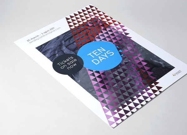 Toko Ten Days Arts Festival #poster