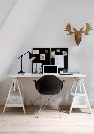 inspiring workspaces | Flickr - Photo Sharing! #interior