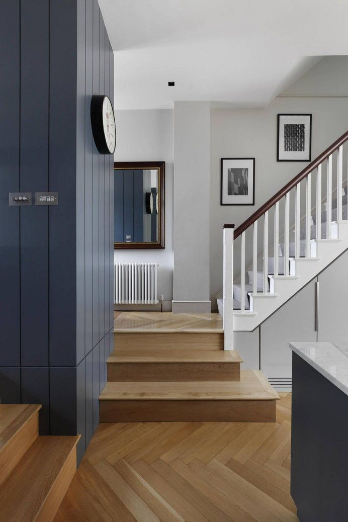 Victorian Family House in London Gets Fresh Redesign 7