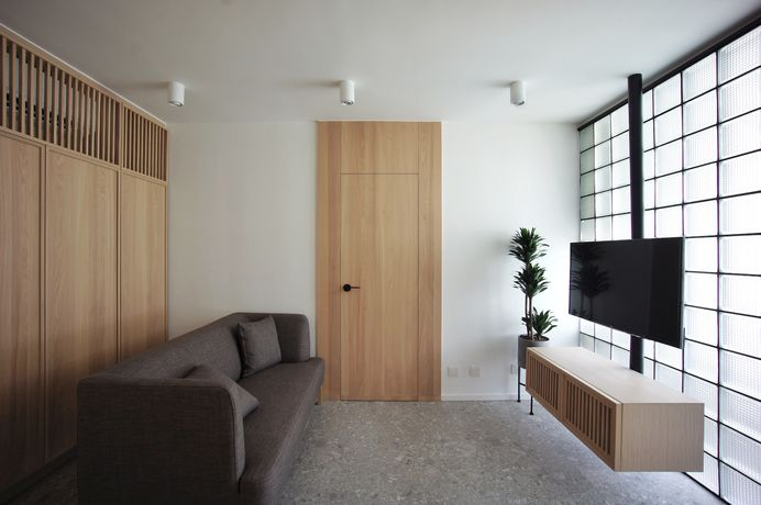 Private Residence by Human w/ Design