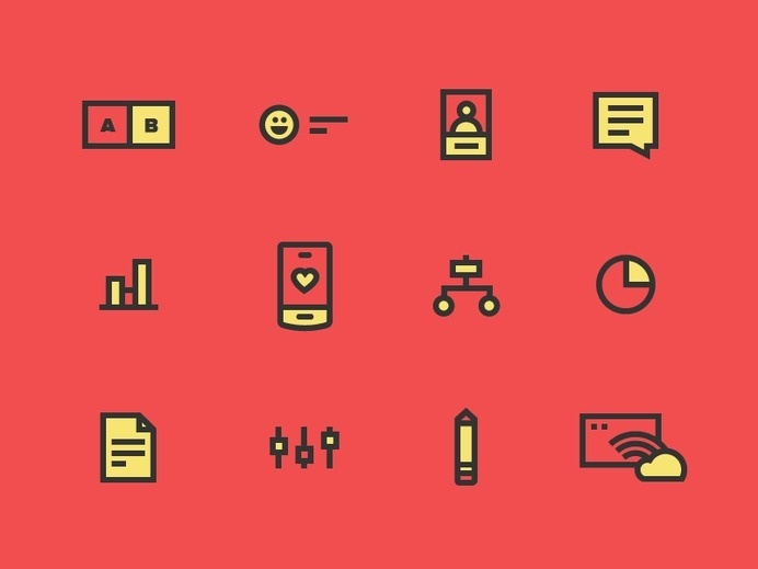 UX Icons #icon #picto #symbol #sign