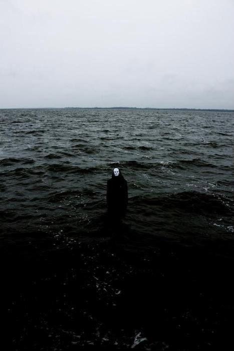 Likes | Tumblr #cold #sea #dark #macabre