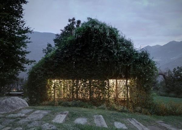 Greenbox House – Fubiz™ #architecture #house #home #nature