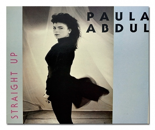 PAULA ABDUL Straight Up 80's Disco LP - Vinyl Records Collector's Information & Price Guide #up #straight