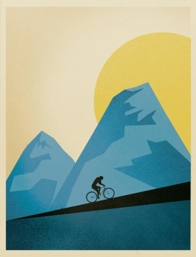 Portland Mercury Bike Issue : inexpert inquiry #bike #poster