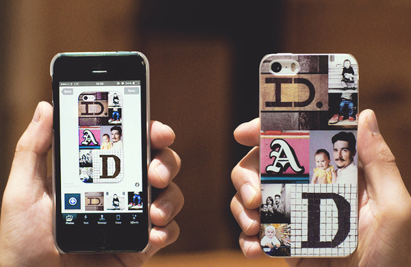 Personalise Mobile Cases With Your Favourite Photos By Casetagram #iphone #case #gadget