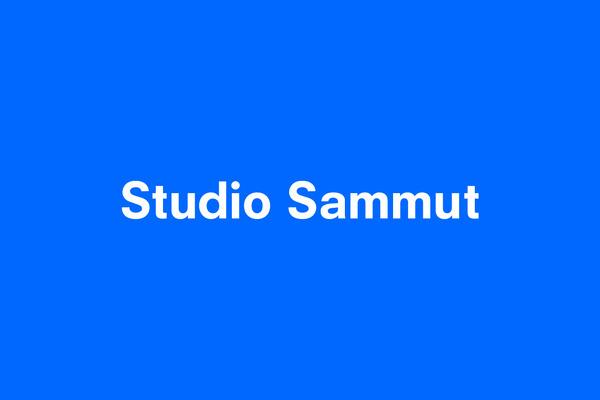Studio Sammut #logotype #serif #sans #logo #wordmark #typography