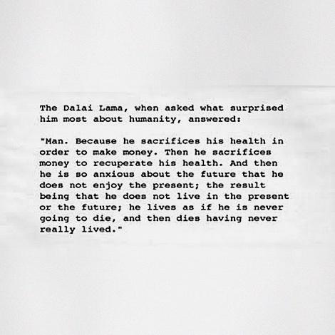 Lifecycle | iainclaridge.net #wisdom #lama #dalai