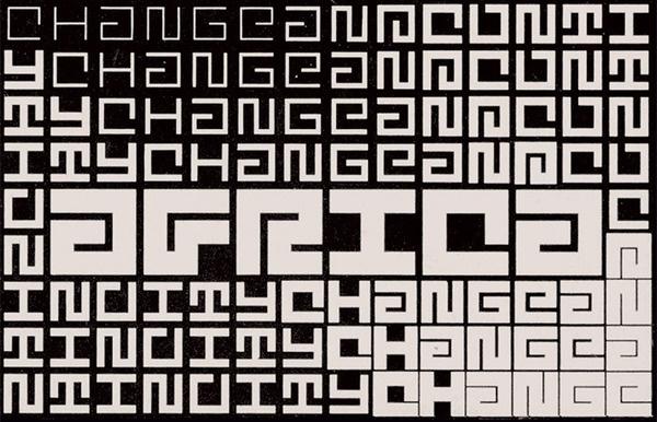 Unit Editions – Jurriaan Schrofer | FormFiftyFive – Design inspiration from around the world #typography
