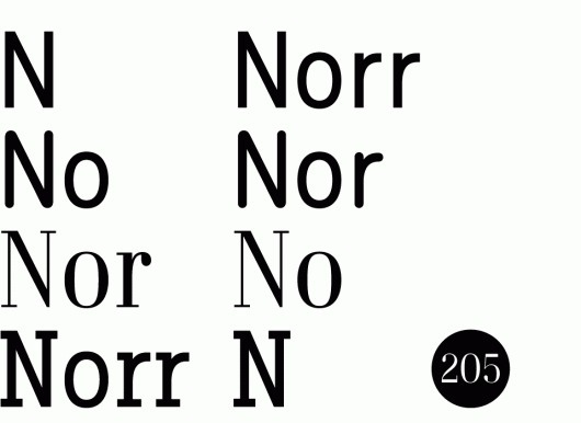 • Norr / NEW!: Two-Hundred-editions Five