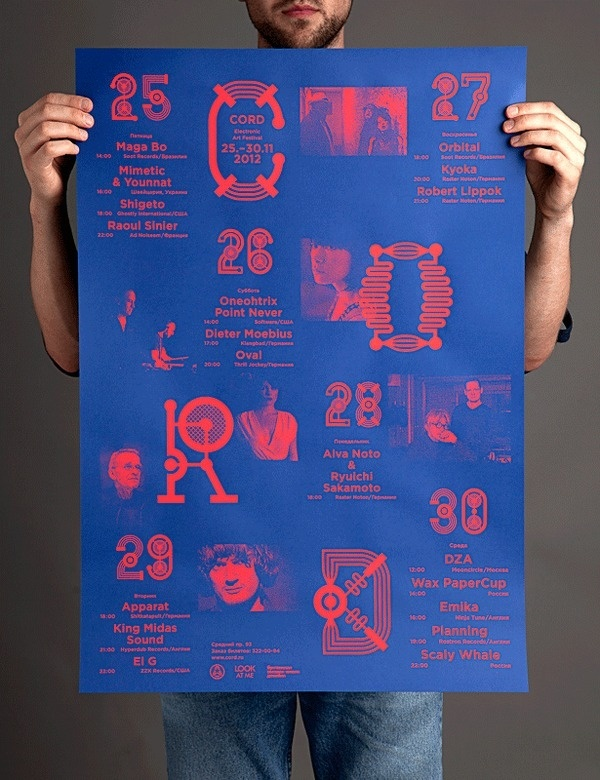 Cord : T #poster