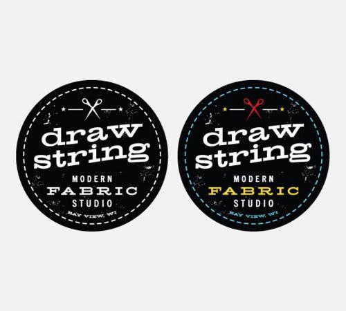 Drawstring Branding By Rev Pop #badge #milwaukee #pop #drawstring #scott #brand #starr #rev #logo