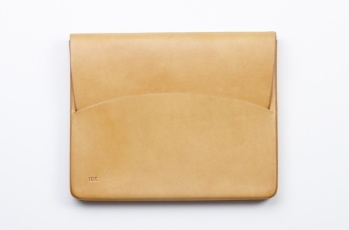 http://leibal.com/products/leather-ipad-case/ #minimalist #design