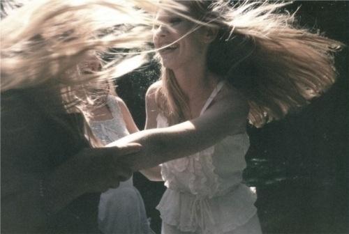 Pessimistic Enthusiasm #whip #girls #hair #photography #fun