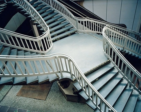 FFFFOUND! | & Again #stairs