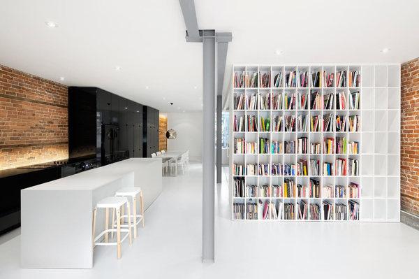 Espace St Denis_Anne Sophie Goneau 1 #interior #design #decor #deco #decoration