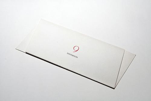 Corporate Identity System / Invitation #design #graphic #invitation