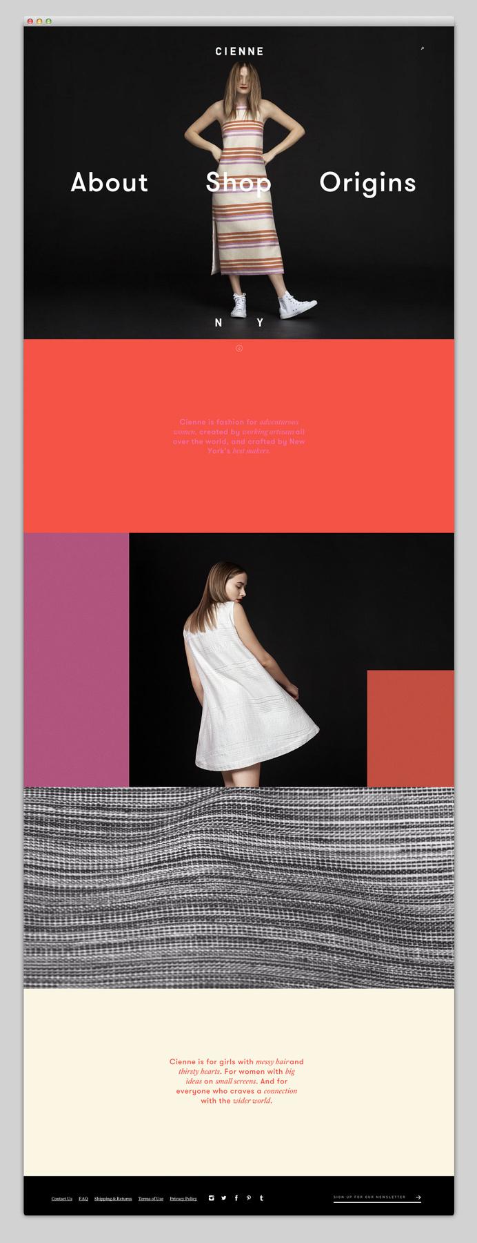 www.mindsparklemag.com –A showcase of effective and beautiful web design. #webdesign #website #design #minimal #agency #portfolio #beaut